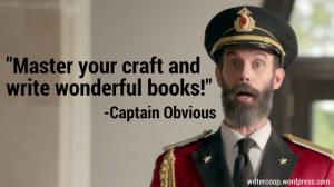 -Master craft and write wonderful books!-
